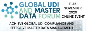 Global UDI and Master Data Forum