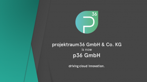 projektraum36 is now p36